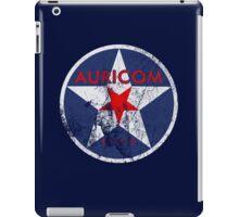Wipeout - Auricom - 50s Style iPad Case/Skin