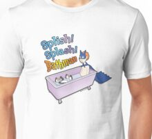 Splish! Splash! Bathman Unisex T-Shirt