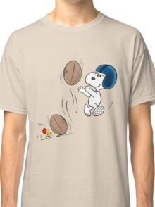 snoopy sport Classic T-Shirt