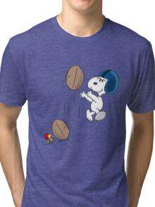 snoopy sport Tri-blend T-Shirt
