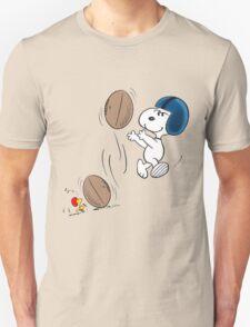 snoopy sport Unisex T-Shirt