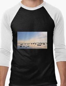 Still water Men's Baseball ¾ T-Shirt