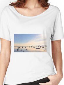 Still water Women's Relaxed Fit T-Shirt