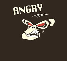 Angry Monkey with Text Unisex T-Shirt