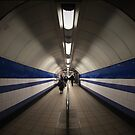 Green Park Station by Ursula Rodgers