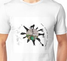 Narnia meets Middle earth  Unisex T-Shirt
