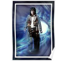 Doctor Who - The Fourth Doctor Poster