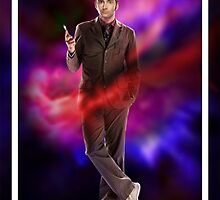 Doctor Who - The Tenth Doctor by Sam Richard Bentley