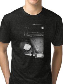 vw käfer, volkswagen käfer typ1, vintage Tri-blend T-Shirt