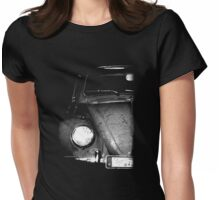 vw käfer, volkswagen käfer typ1, vintage Womens Fitted T-Shirt