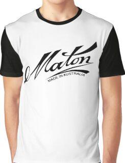 Maton Guitars Graphic T-Shirt