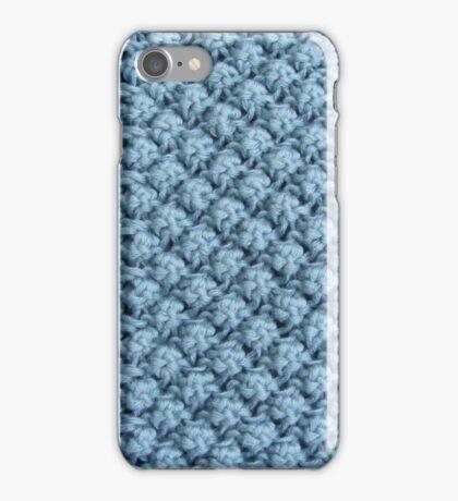Hand Knitting Pattern Design iPhone Case/Skin