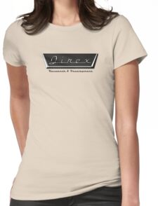 Wipeout - Qirex - 50s Style Womens Fitted T-Shirt