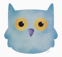 Pale Blue Owl Kids Clothes