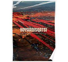 Koyaanisqatsi Poster Poster