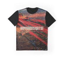 Koyaanisqatsi Poster Graphic T-Shirt