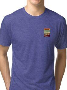 Surf  Tri-blend T-Shirt