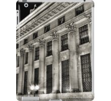 The bank iPad Case/Skin