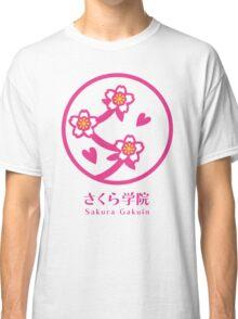 Sakura Gakuin Logo Classic T-Shirt