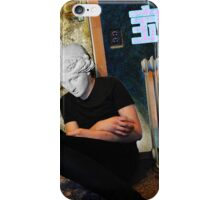 dull johnny iPhone Case/Skin