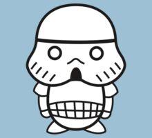 Stormtrooper Cute Kids Tee