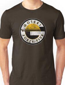 Wipeout - Goteki - 50s Style Unisex T-Shirt