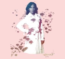 """Scandal - """"My gut tells me everything i need to know"""". - Olivia pope One Piece - Long Sleeve"""