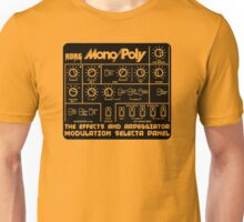 Synthesizer Korg MonoPoly Unisex T-Shirt
