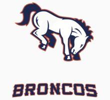 Denver Broncos One Piece - Long Sleeve