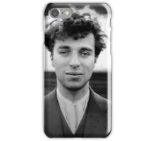 Charlie Chaplin - Photo iPhone Case/Skin