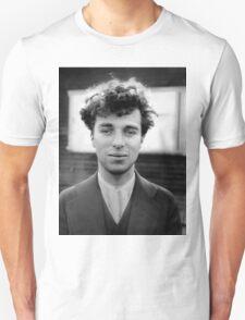 Charlie Chaplin - Photo T-Shirt