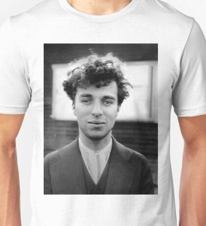 Charlie Chaplin - Photo Unisex T-Shirt