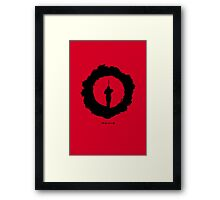 The Revenge of Shinobi Framed Print