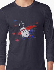 snoopyhero Long Sleeve T-Shirt