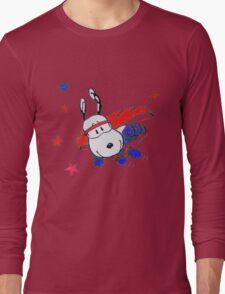 snoopyhero Long Sleeve T-Shirt