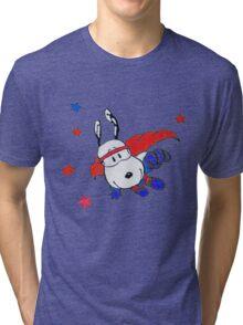 snoopyhero Tri-blend T-Shirt
