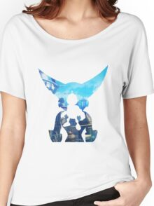 Ratchet and Clank Metropolis Women's Relaxed Fit T-Shirt
