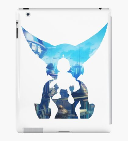 Ratchet and Clank Metropolis iPad Case/Skin