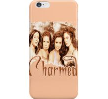 Charmed sister cast iPhone Case/Skin