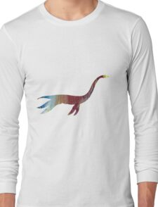 Plesiosaurus  Long Sleeve T-Shirt