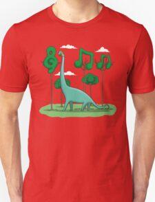 Sebastian BACHiosaurus T-Shirt