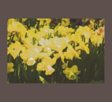 Impressions of Gardens - Golden Daffodil Blooms Kids Clothes