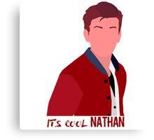 """It's cool Nathan"" Life is strange Simplistic art | Nathan Prescott Canvas Print"
