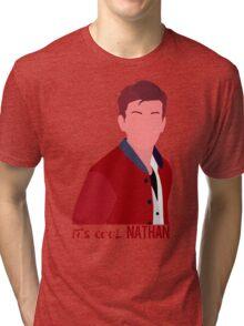 """It's cool Nathan"" Life is strange Simplistic art | Nathan Prescott Tri-blend T-Shirt"