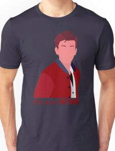 """It's cool Nathan"" Life is strange Simplistic art   Nathan Prescott Unisex T-Shirt"