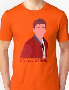 """It's cool Nathan"" Life is strange Simplistic art | Nathan Prescott Unisex T-Shirt"