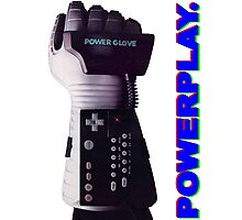 NES Power Glove - POWERPLAY Photographic Print