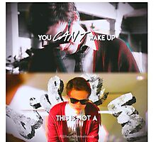 This is not a dream || Spencer Reid Photographic Print