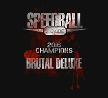 Speedball 2 - Speedball League Champions 2016 Unisex T-Shirt