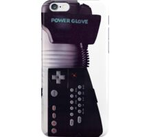 NES Power Glove - POWERPLAY iPhone Case/Skin